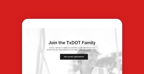 TxDOT Case Study Thumbnail